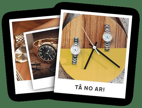 b5d1720491e 20 marcas se uniram para fazer a maior Black Friday de relógios do Brasil